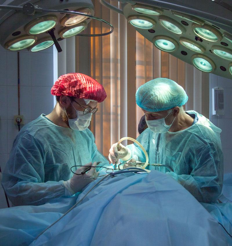 Colonoscopie cu anestezie generală